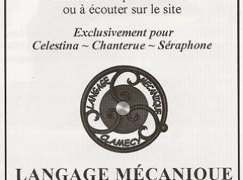 LANGAGE MECANIQUE