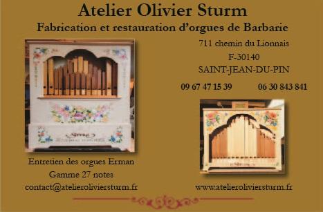 STURM Olivier